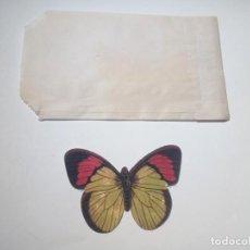 Coleccionismo Cromos antiguos: CROMO PANRICO MARIPOSAS. Lote 136739506