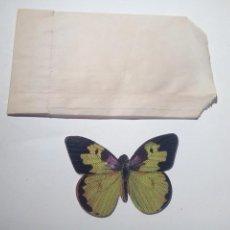 Coleccionismo Cromos antiguos: CROMO PANRICO MARIPOSAS. Lote 136740370