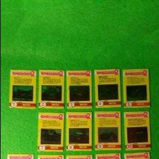 Coleccionismo Cromos antiguos: BIMBOVISION 2 SERIE MOTOS. Lote 136871326