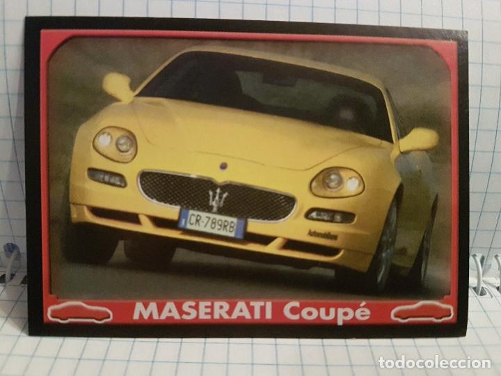 Cromo Antiguo Auto Planet Numero 142 Maserati C Comprar Cromos