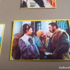 Coleccionismo Cromos antiguos: PANRICO LA FRONTERA AZUL CROMO Nº 35 DESPEGADO. Lote 139039254