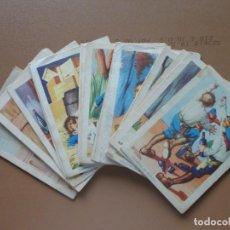 Coleccionismo Cromos antiguos: EL DETECTIVE BOBBY - CHOCOLATES AMATLLER. Lote 139200010