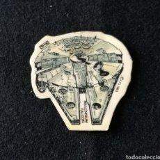 Coleccionismo Cromos antiguos: HALCON MILENARIO RETORNO DEL JEDI STAR WARS PANRICO !! DIFICIL !! ^_^. Lote 140129789