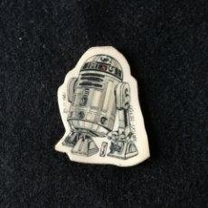 Coleccionismo Cromos antiguos: R2-D2 RETORNO DEL JEDI STAR WARS PANRICO !! DIFICIL !! ^_^. Lote 140129921