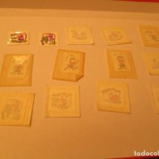 Coleccionismo Cromos antiguos: TOSTFRIT LOTE . Lote 140521450