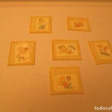 Coleccionismo Cromos antiguos: JUMPERS SIMPSONS LOTE . Lote 140521550