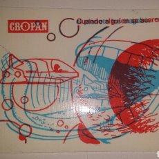 Coleccionismo Cromos antiguos: CROPAN CROMO MÁGICO. Lote 140596796