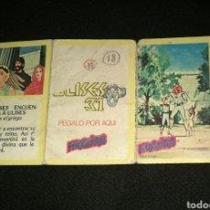 Coleccionismo Cromos antiguos: CROMO N° 18 ULISES 31 DESPEGADO PHOSKITOS !! DIFICIL !! ^_^. Lote 142076412