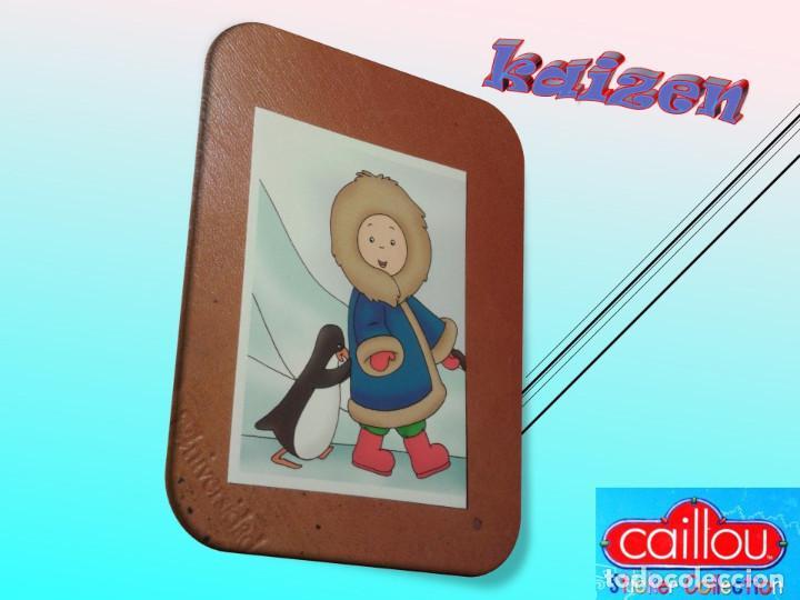 CROMO DE LA COLECCION: CAILLOU. STICKER COLLECTION.PANINI. AÑO 2008. Nº 133 (Coleccionismo - Cromos y Álbumes - Cromos Antiguos)