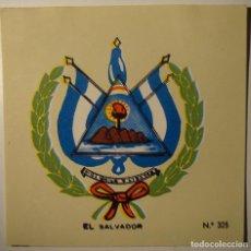 Coleccionismo Cromos antiguos: CROMO ALBUM COLECCION UNIVERSAL BANDERAS, ESCUDOS, MONEDAS Y MAPAS DE ALES NUMERO 325 (RECUPERADO). Lote 142935338