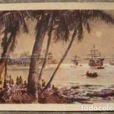 Coleccionismo Cromos antiguos: CROMO ALBUM CONCURSO DE CHOCOLATES NESTLE AO-27 (NUNCA PEGADO). Lote 143521586