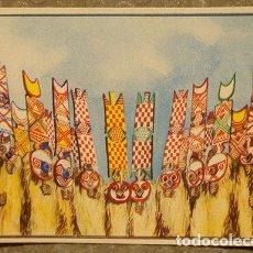Coleccionismo Cromos antiguos: CROMO ALBUM Nº 2 A TRAVES DE AFRICA DE CHOCOLATES BATANGA SERIE IV NUMERO 10 (NUNCA PEGADO). Lote 143530390