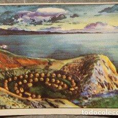 Coleccionismo Cromos antiguos: CROMO ALBUM Nº 2 A TRAVES DE AFRICA DE CHOCOLATES BATANGA SERIE V NUMERO 4 (NUNCA PEGADO). Lote 143530554
