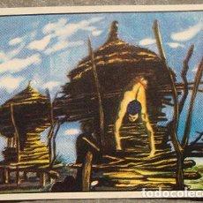 Coleccionismo Cromos antiguos: CROMO ALBUM Nº 2 A TRAVES DE AFRICA DE CHOCOLATES BATANGA SERIE V NUMERO 10 (NUNCA PEGADO). Lote 143530934
