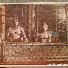 Coleccionismo Cromos antiguos: CROMO ALBUM Nº 2 A TRAVES DE AFRICA DE CHOCOLATES BATANGA SERIE VI NUMERO 9 (NUNCA PEGADO). Lote 143531438