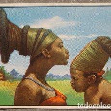 Coleccionismo Cromos antiguos: CROMO ALBUM Nº 2 A TRAVES DE AFRICA DE CHOCOLATES BATANGA SERIE VI NUMERO 10 (NUNCA PEGADO). Lote 143531682