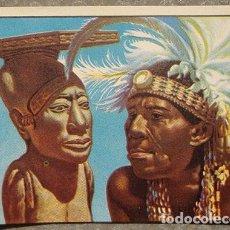 Coleccionismo Cromos antiguos: CROMO ALBUM Nº 2 A TRAVES DE AFRICA DE CHOCOLATES BATANGA SERIE VI NUMERO 13 (NUNCA PEGADO). Lote 143531862