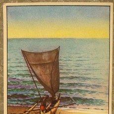 Coleccionismo Cromos antiguos: CROMO ALBUM Nº 2 A TRAVES DE AFRICA DE CHOCOLATES BATANGA SERIE VIII NUMERO 4 (NUNCA PEGADO). Lote 143532382