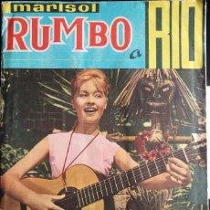 Coleccionismo Cromos antiguos: MARISOL RUMBO A RIO CROMOS DESPEGADOS A 0,50 UNIDAD. Lote 143685526