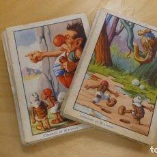 Coleccionismo Cromos antiguos: CROMOS EL NECTAR DE MAHOMA . PUBLICIDAD CHOCOLATES SUCESORES DE HIJA J. MACAYA REUS. Lote 144034962