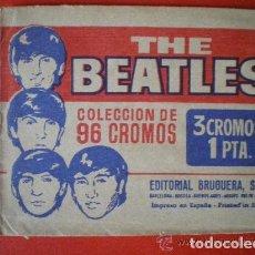 Coleccionismo Cromos antiguos: CROMOS THE BEATLES ALBUM ED.BRUGUERA 1966 NUEVOS A 3€ UNIDAD. PREGUNTA TUS FALTAS. Lote 194265480