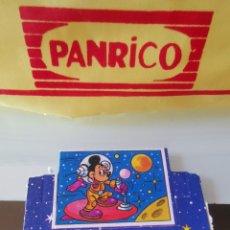 Coleccionismo Cromos antiguos: CROMO PANRICO DISNEY DONALD AMIGOS EN EL ESPACIO NO PHOSKITOS CROPAN BOLLYCAO. Lote 145453070