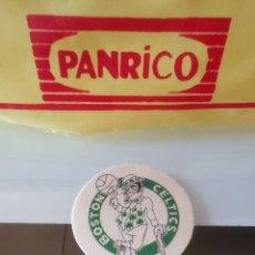 Coleccionismo Cromos antiguos: CROMO TELA PANRICO NBA BALONCESTO BOLLYCAO. Lote 145453230