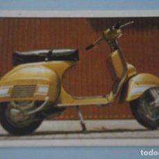 Coleccionismo Cromos antiguos: CROMO DE MOTO 80 VESPA SIN PEGAR Nº 187 AÑO 1977 DEL ALBUM MOTO 80 DE ESTE. Lote 146399050