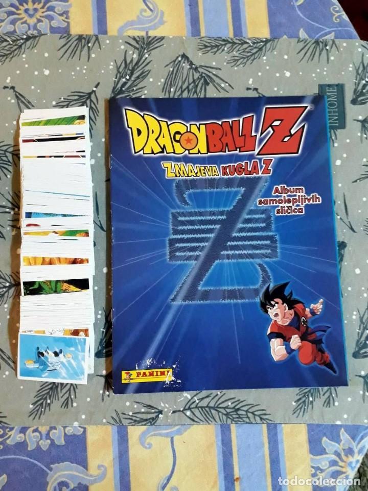 PANINI DRAGONBALL Z COLECCION COMPLETA ALBUM VACIO + TODOS CROMOS DRAGON BALL Z 02 (Coleccionismo - Cromos y Álbumes - Cromos Antiguos)