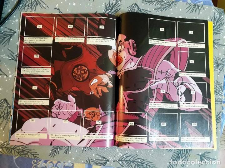 Coleccionismo Cromos antiguos: PANINI DRAGONBALL Z COLECCION COMPLETA ALBUM vacio + TODOS cromos Dragon Ball Z 02 - Foto 4 - 146444974