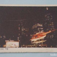 Coleccionismo Cromos antiguos: CROMO DE SUPERMAN I SIN PEGAR Nº 102 AÑO 1979 DEL ALBUM SUPERMAN I DE FHER. Lote 179335135