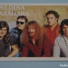 Coleccionismo Cromos antiguos: CROMO DE MEDINA AZAHARA SIN PEGAR Nº 57 AÑO 1984 DEL ALBUM SUPER MUSICAL DE EYDER. Lote 194377997