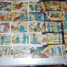 Coleccionismo Cromos antiguos: 31 CROMOS RIN TIN TIN. Lote 147299590