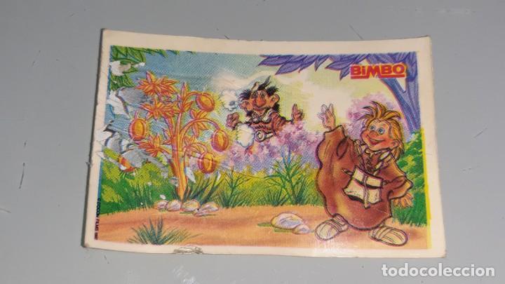 BIMBO : ANTIGUO CROMO Nº 10 DE LOS AURONES AÑOS 80 SIN PEGAR (Coleccionismo - Cromos y Álbumes - Cromos Antiguos)