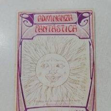 Coleccionismo Cromos antiguos: ANTIGUO CROMO ADIVINANZA FANTASTICA NUMERO 6 SIN PUBLICIDAD EN LA PARTE TRASERA, RASCA.. Lote 148530320