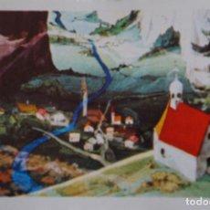 Coleccionismo Cromos antiguos: CROMO DE HEIDI SIN PEGAR Nº 2 AÑO 1975 DEL ALBUM HEIDI DE FHER. Lote 175508393