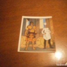 Coleccionismo Cromos antiguos: CROMO GIJOE [G.I.JOE] EDICION PANINI 1987 NUNCA PEGADO Nº 196. Lote 151458798