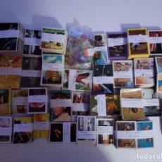 Coleccionismo Cromos antiguos: LOTE DE CROMOS 2500 VARIAS COLECCIONES VER FOTOS . Lote 151458870