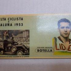 Coleccionismo Cromos antiguos: CROMO CHOCOLATES BATANGA BOTELLA B-2. Lote 152203581