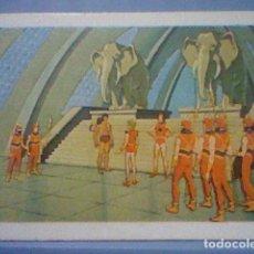 Coleccionismo Cromos antiguos: TARZAN FHER 1979 CROMO SIN PEGAR NUNCA Nº 144 *. Lote 152618442