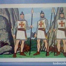 Coleccionismo Cromos antiguos: TARZAN FHER 1979 CROMO SIN PEGAR NUNCA Nº 60 *. Lote 152688698
