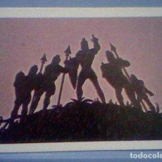 Coleccionismo Cromos antiguos: TARZAN FHER 1979 CROMO SIN PEGAR NUNCA Nº 16. Lote 152689886