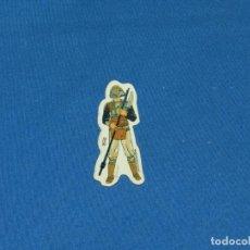 Coleccionismo Cromos antiguos: CROMO STAR WARS LANDO CALRISSIAN , PANRICO 1983 , EL RETORNO DEL JEDI , SIN PEGAR. Lote 152937126