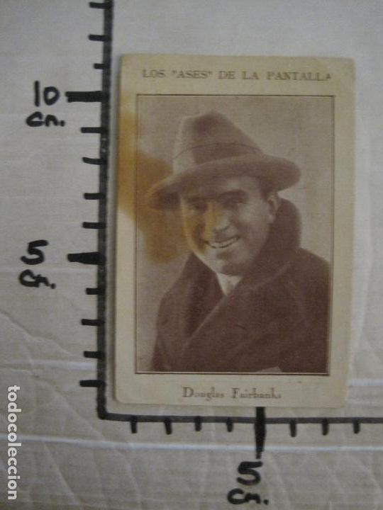 Coleccionismo Cromos antiguos: LOS ASES DE LA PANTALLA-COLECCION COMPLETA 32 CROMOS-CHOCOLATE EDUARDO PI-VER FOTOS-(V-16.016) - Foto 19 - 153384410