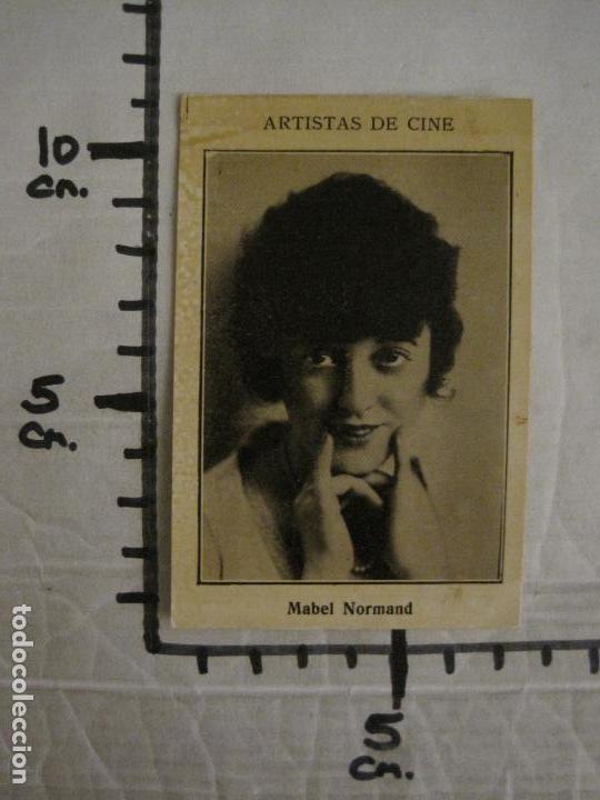 Coleccionismo Cromos antiguos: ARTISTAS DE CINE-COLECCION COMPLETA 21 CROMOS-CHOCOLATES EDUARDO PI-VER FOTOS-(V-16.021) - Foto 15 - 153693834