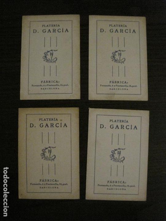 Coleccionismo Cromos antiguos: ARTISTAS EMINENTES CINEMATOGRAFICAS-32 CROMOS COMPLETA-PLATERIA GARCIA-VER FOTOS-(V-16.029) - Foto 4 - 153699662