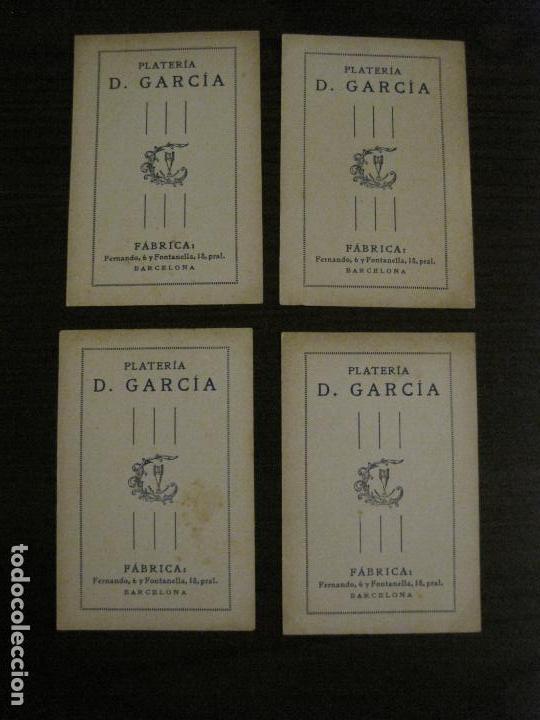 Coleccionismo Cromos antiguos: ARTISTAS EMINENTES CINEMATOGRAFICAS-32 CROMOS COMPLETA-PLATERIA GARCIA-VER FOTOS-(V-16.029) - Foto 8 - 153699662