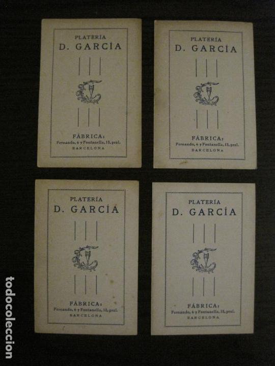 Coleccionismo Cromos antiguos: ARTISTAS EMINENTES CINEMATOGRAFICAS-32 CROMOS COMPLETA-PLATERIA GARCIA-VER FOTOS-(V-16.029) - Foto 16 - 153699662