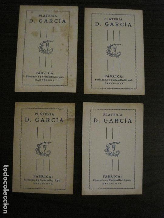 Coleccionismo Cromos antiguos: ARTISTAS EMINENTES CINEMATOGRAFICAS-32 CROMOS COMPLETA-PLATERIA GARCIA-VER FOTOS-(V-16.029) - Foto 18 - 153699662