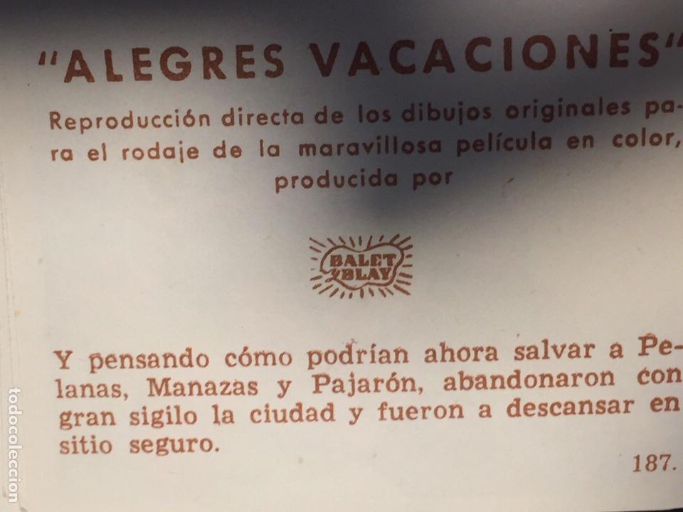 Coleccionismo Cromos antiguos: Cromos Alegres Vacaciones colección completa sin Álbum envio gratis - Foto 5 - 153896416